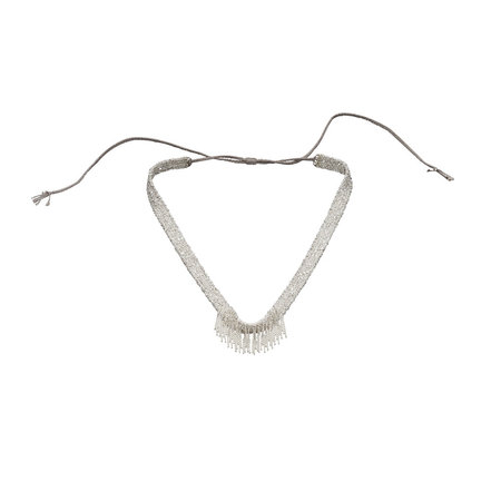 Marie Laure Chamorel Necklace - Silver