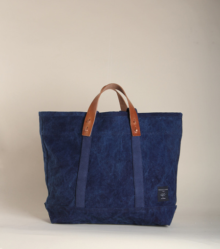 Fleabags Small East West Tote - Dark Indigo