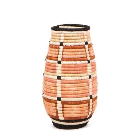 Kazi Pillar Vase