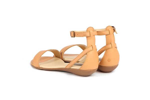 Nisolo Serena Sandal Pale Honey - What's It Worth