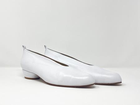 5yMedio Lola Flats - White