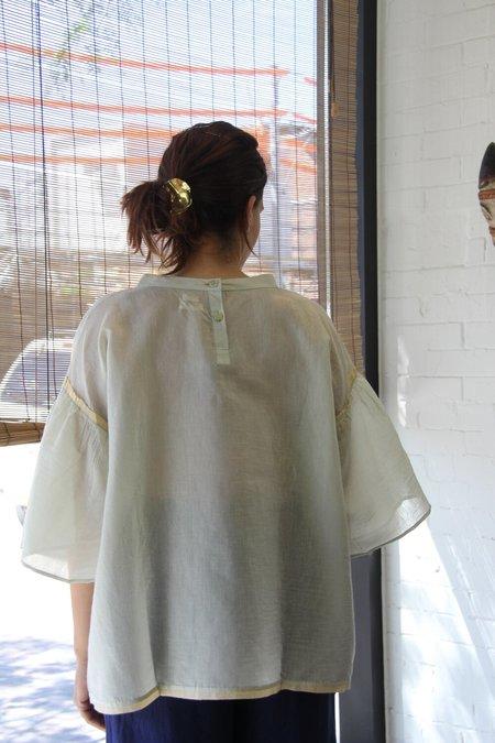 EKA Silk Clary Shirt - Mint