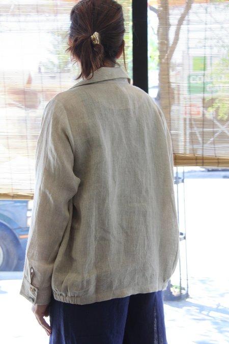 EKA Linen Columbine Jacket - Natural
