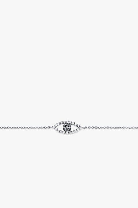 Carbon & Hyde Evil Eye Bracelet