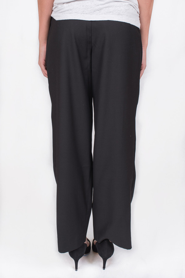 Oskar Wide Leg Trousers
