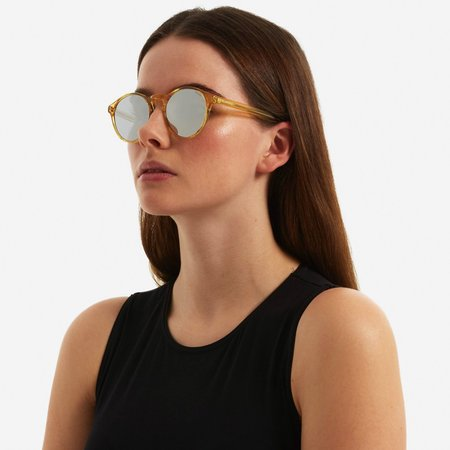 Komono Devon Sunglasses - Yellow