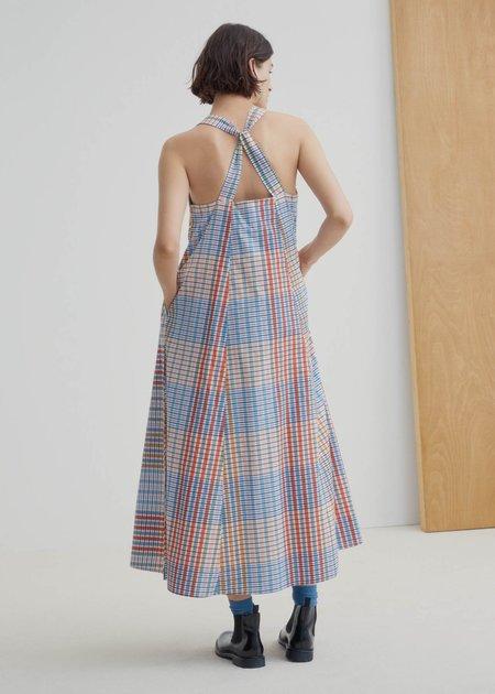 Kowtow Riley Dress - Painter Check