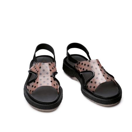 Adieu Type 43 Sandals - Transparent Pink