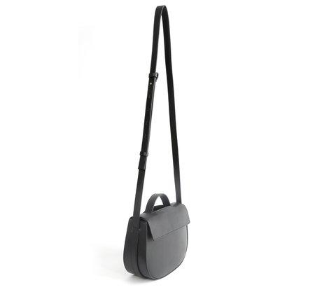 Sydney Brown Clara Shoulder Bag - Black