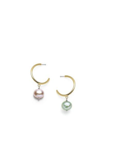Nina Janvier Béatrice Sorbet Earrings