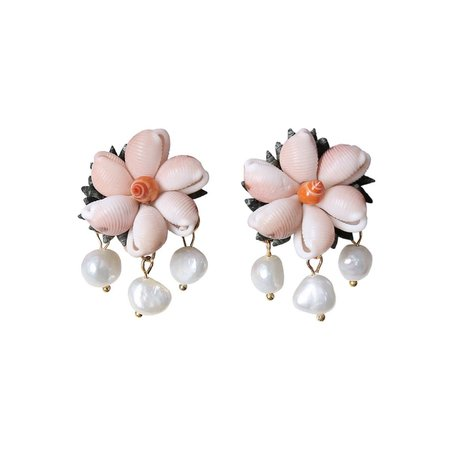 Heimat Atlántica Shella Earrings