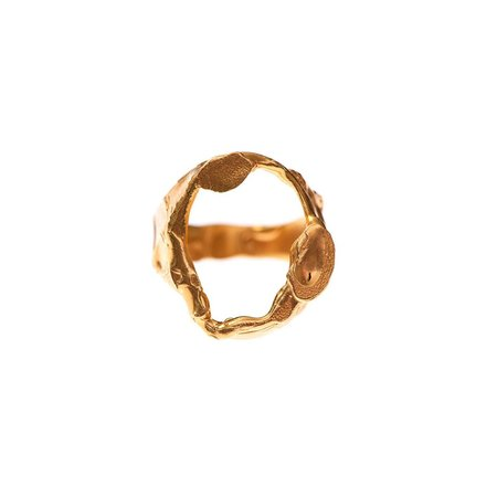 Alighieri The Florentine Echo Ring
