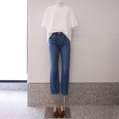 EVE DENIM The Silver Bullet Jean - Silver Lake