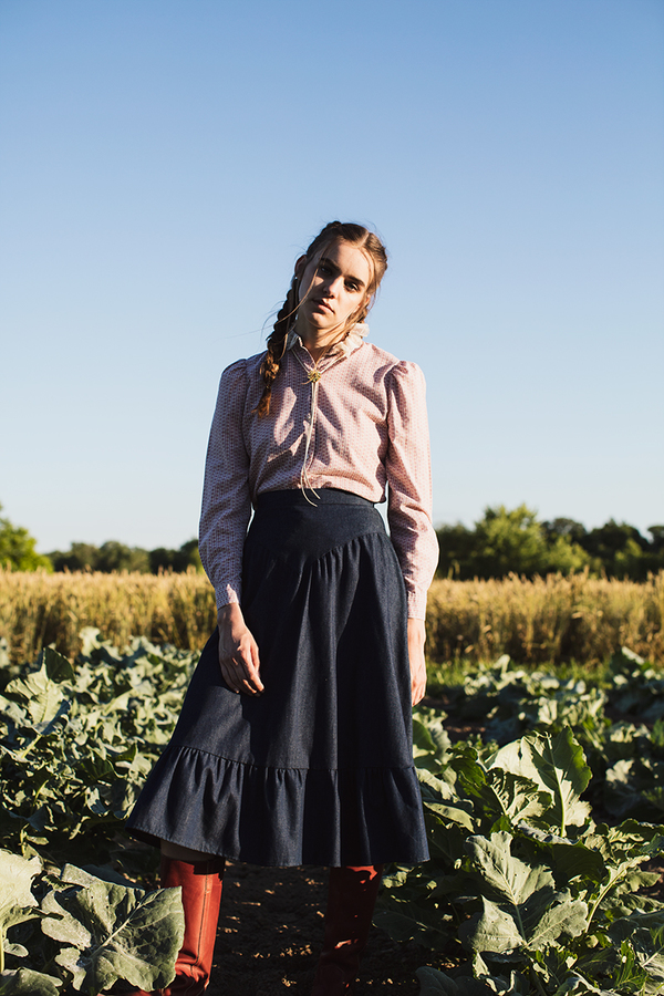 Blacksheep Vintage Susana Skirt