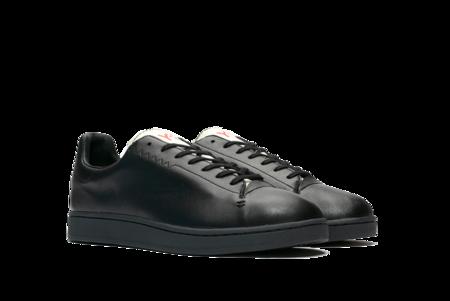 Y3 x Adidas Yhoji Court Sneakers - Black/White