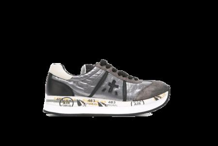 Premiata Conny Sneaker - Grey/White