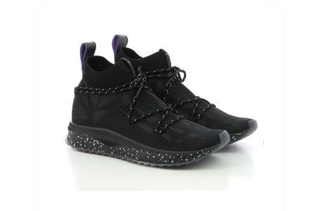 Puma X Naturel Tsugi Evoknit Sock Sneaker - Black