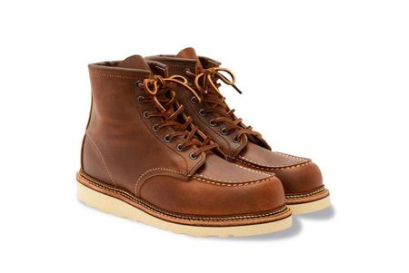 Red Wing Shoes Red Wing Classic Moc - Copper Rough