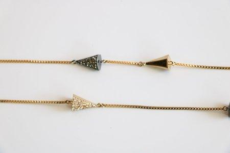 Sarah Magid Double Wrap Necklace