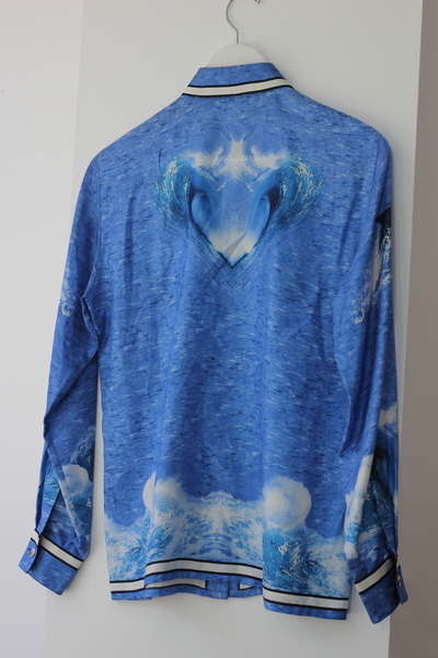 Hey Jude Vintage Dolphin Blouse by Escada