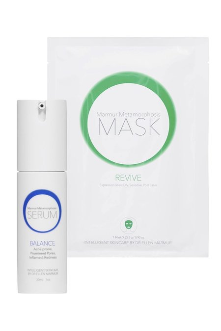 MM Skincare Duo Package + GIFT Black Cotton Face Mask