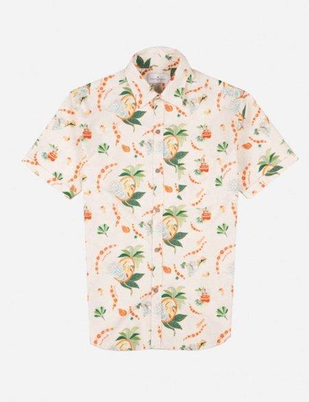 Cuisse de Grenouille Javier Camp Shirt - Hawaiian
