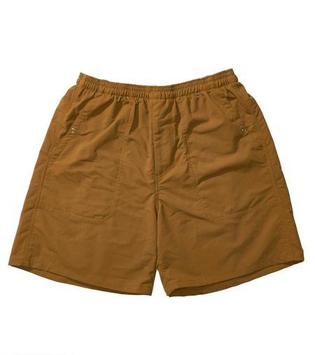 Nanamica Easy Shorts - Ocher