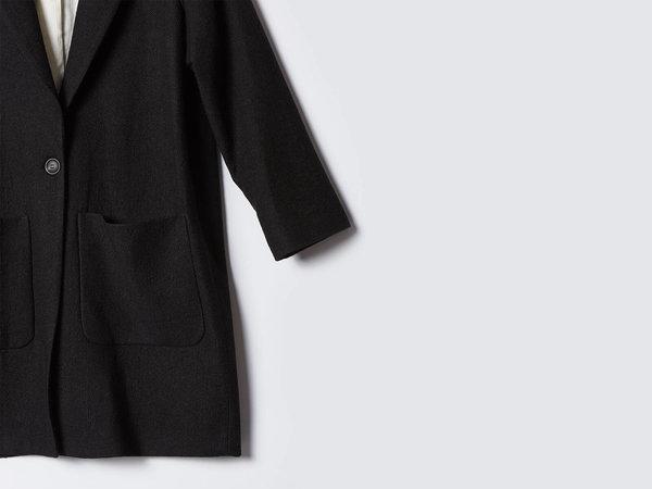 Masscob Single Button Blazer