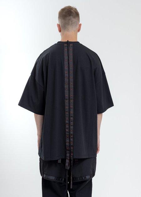 Komakino Oversized T-Shirt - Black
