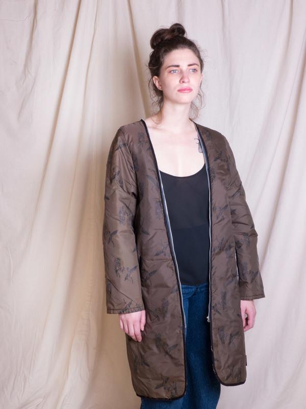 DUO NYC Vintage Quail Liner Jacket