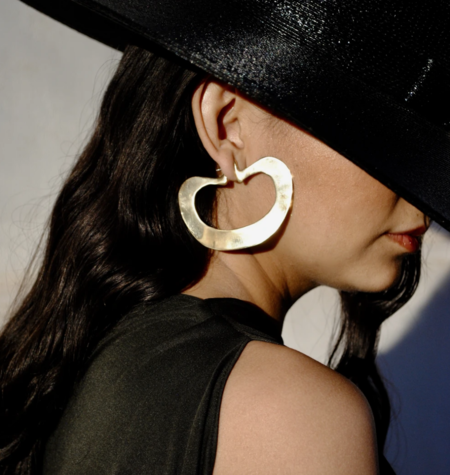 ariana boussard-reifel chiwara earrings
