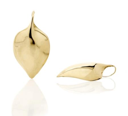 Ariana Boussard-Reifel estrada single earring - Brass