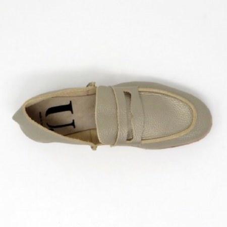 U-Dot Japanese Loafer - Gold