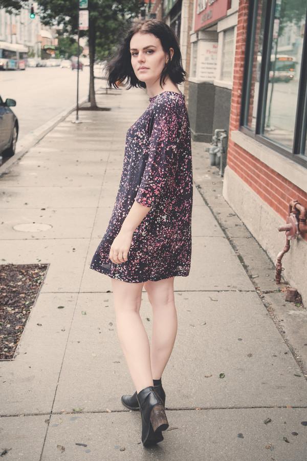 Osei-Duro Linter Dress
