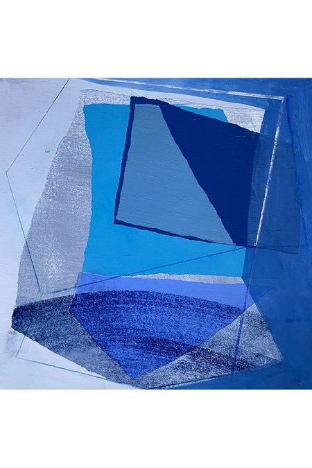 Deborah Forman Study of Blue 2