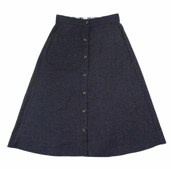Bridge & Burn Madrone Skirt / Donegal Slate