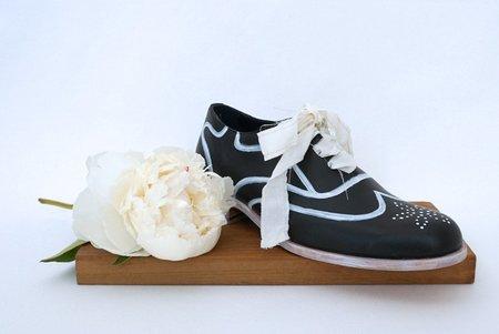 ESQUIVEL Trish Oxford - Black/White Paint