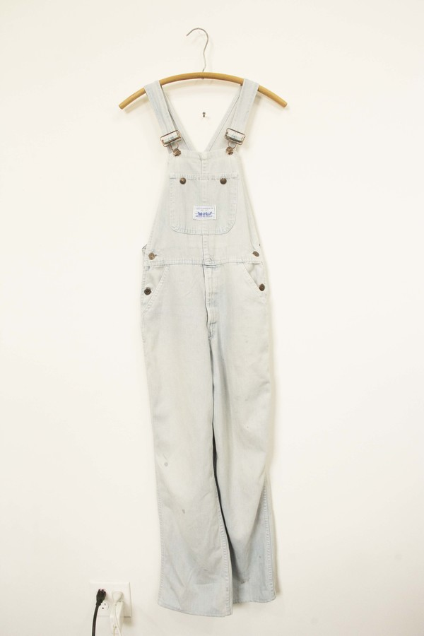 VINTAGE LEVI'S SLOUCHY OVERALL