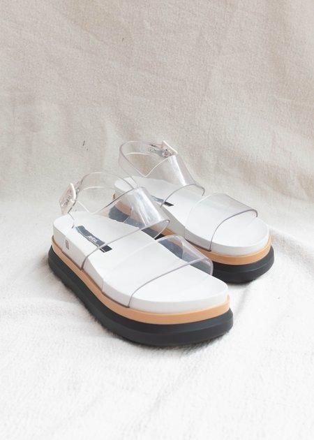 Melissa Cosmic Sandal II - White/Clear