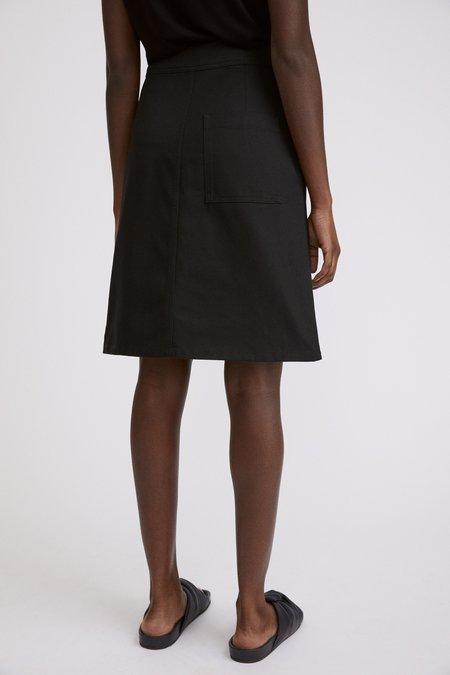 Filippa K Piper Skirt - Almost Black