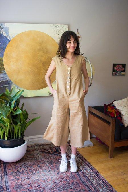 Harly Jae Beatrix Jumpsuit - Taupe