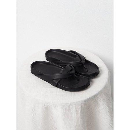 Atelier Delphine Zori Sandal - All Black