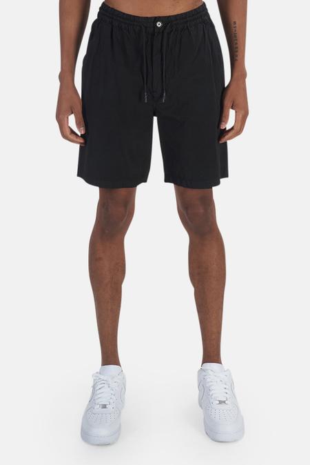 President's Cotton Bermuda Short - Black
