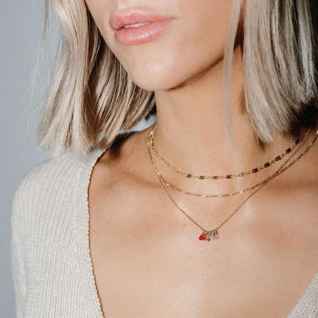 Leah Alexandra Spectrum Necklace