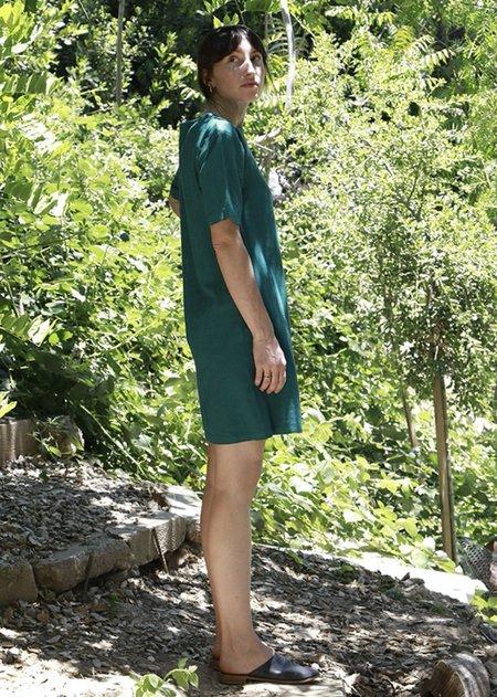 Me & Arrow Basic Dress - Deep Teal