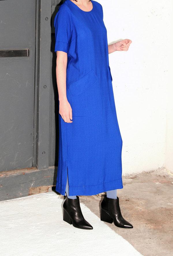 Sunja Link Flap Patch Pocket Dress