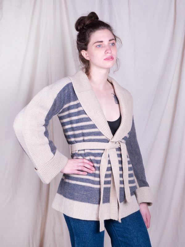 Woods Vintage Knit Cardigan