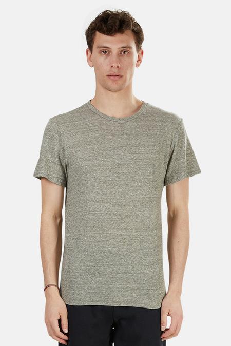Blue&Cream 58 Short Sleeve T-Shirt - Light Grey