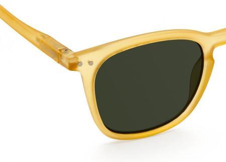 Izipizi Sunglasses with Soft Grey Lenses - Yellow Honey