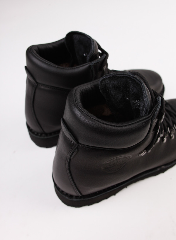 Men's Diemme Roccia Vet Black Pelle